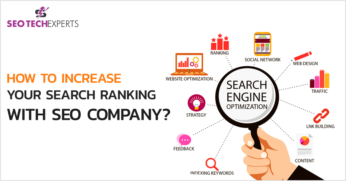 how to increase your search ranking with seo company