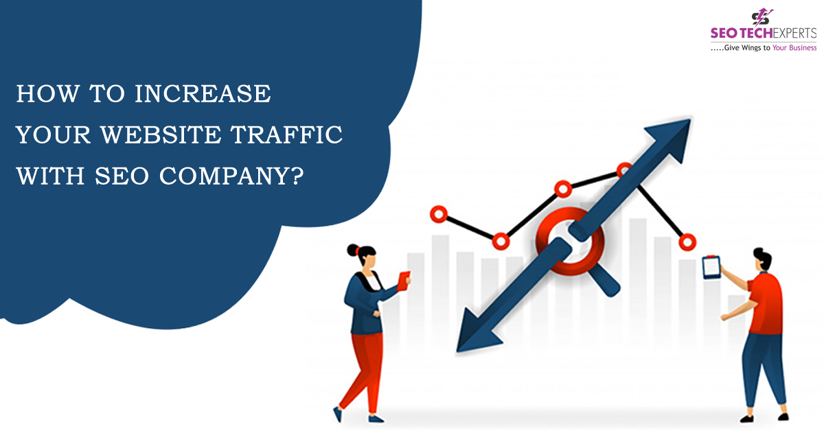how to increase your website traffic with seo company